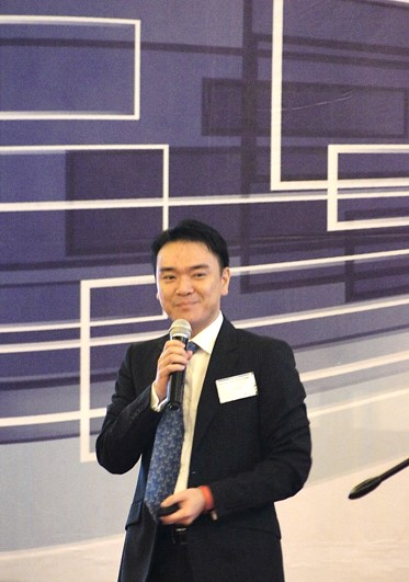 Mr. Chapman Lam, Director of Customer Experience Architecture