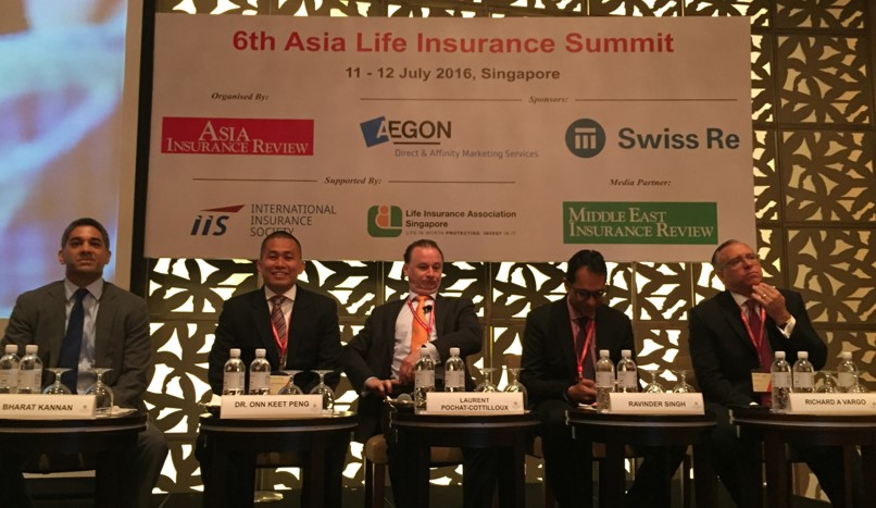 Aegon Direct & Affinity Marketing Services (ADAMS) sponsored and spoke at the 6th Asia Life Insurance Summit